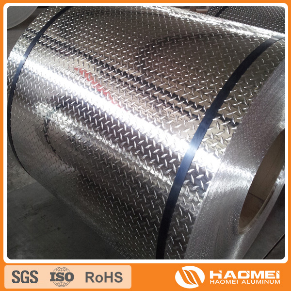 Applications of aluminum tread plate
