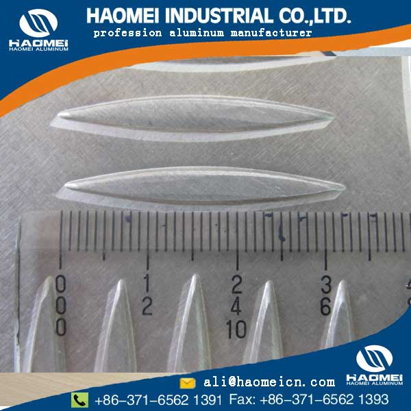 small five bar pattern plate and small bars aluminum tread p